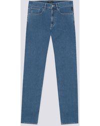 agnès b. - Blue Iggy Jeans - Lyst