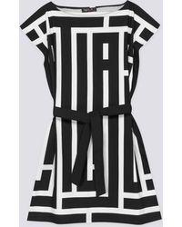 agnès b. - L'atlas Cotton Dress - Lyst