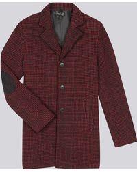agnès b. - Blended Wool James Coat - Lyst