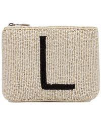 AKIRA - Letter Wallet - Lyst