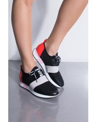Steve Madden - Athleisure Sneakers - Lyst
