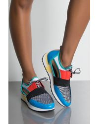 Steve Madden - Arctic Multi Color Sneakers - Lyst