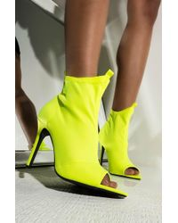 Cape Robbin Forget To Forget Peep Toe Stiletto Booties