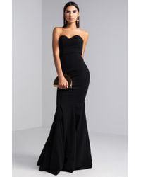 AKIRA - This Is Your Moment Sweetheart Evening Gown - Lyst