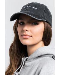 AKIRA Bad Hair Day Hat