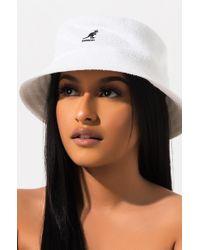 AKIRA - Kangol Bermuda Bucket Hat - Lyst