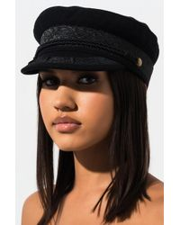 AKIRA Shes A Keeper Conductor Hat