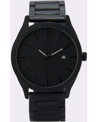 shop men s aldo watches from 21 lyst aldo naamas lyst