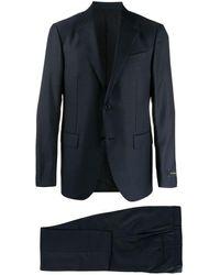 Ermenegildo Zegna - Pinstripe Two-piece Suit - Lyst