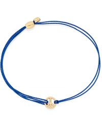 ALEX AND ANI - Black Kindred Cord World Peace - Lyst