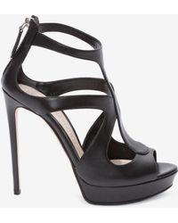 713864ad771 Lyst - Alexander Mcqueen Shoes For Women in Black