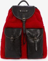 Alexander McQueen - Hiking Backpack - Lyst