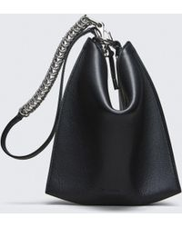 Alexander Wang - Black Genesis Mini Folding Pouch - Lyst