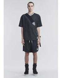 Alexander Wang - Wool Soccer Polo - Lyst