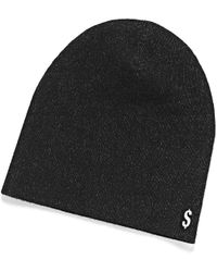 Alexander Wang - Dollar Sign Beanie With Embroidered Artwork - Lyst