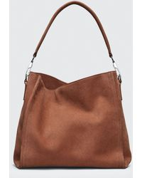 Alexander Wang - Terracotta Darcy Shoulder Bag - Lyst