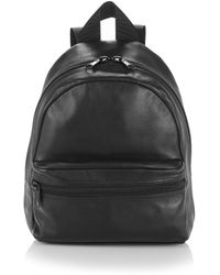 Alexander Wang - Soft Leather Backpack - Lyst