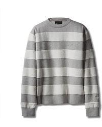 Alexander Wang - Adidas Orignals By Aw Inside-out Sweatshirt - Lyst