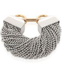 Alexander Wang | Ball Chain Bracelet | Lyst