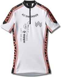 Alexander Wang - Adidas Orignals By Aw Cycling Jersey - Lyst