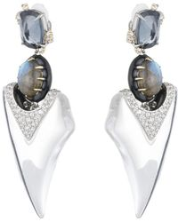 Alexis Bittar - Abstract Thorn Clip Earring - Lyst