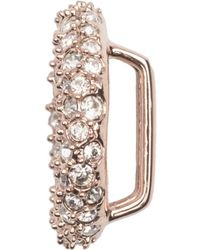 Alexis Bittar - Rose Gold Tone Pave Ring Slide You Might Also Like - Lyst
