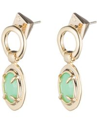Alexis Bittar - Swinging Stone Post Earring You Might Also Like - Lyst