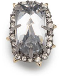 Alexis Bittar - Cubic Zirconia Stone Slide You Might Also Like - Lyst