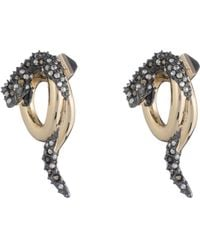 Alexis Bittar - Coiled Snake Post Earring You Might Also Like - Lyst
