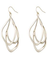 Alexis Bittar - Liquid Gold Orbiting Wire Earring You Might Also Like - Lyst