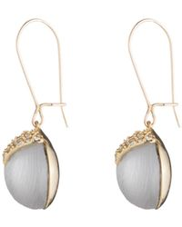 Alexis Bittar - Origami Inlay Dangling Sphere Earrings You Might Also Like - Lyst