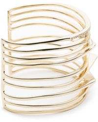 Alexis Bittar - Crystal Encrusted Origami Cuff Bracelet You Might Also Like - Lyst