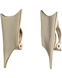Alexis Bittar - Abstract Thorn Liquid Metal Clip Earring You Might Also Like - Lyst