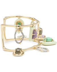 Alexis Bittar - Swinging Stone Cuff Bracelet You Might Also Like - Lyst