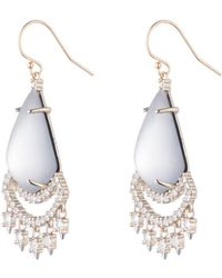 Alexis Bittar - Crystal Lace Chandelier Earring You Might Also Like - Lyst