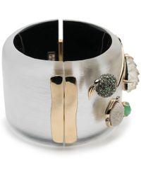 Alexis Bittar - Fruit Studded Hinge Bracelet You Might Also Like - Lyst