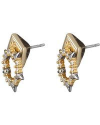 Alexis Bittar - Crystal Encrusted Spiked Stud Earring You Might Also Like - Lyst