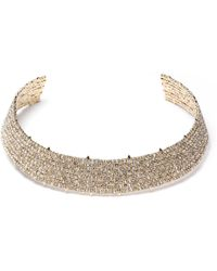 Alexis Bittar | Crystal Lace Choker You Might Also Like | Lyst