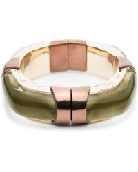 Alexis Bittar - Large Square Lucite Bangle Bracelet You Might Also Like - Lyst