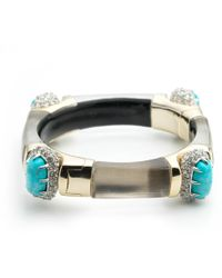 Alexis Bittar - Crystal Encrusted Fancy Cushion Hinge Bracelet You Might Also Like - Lyst