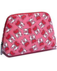 Alice + Olivia - Keith Haring X Ao Cosmetic Case - Lyst
