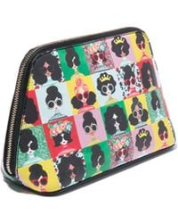 Alice + Olivia - Nikki Staceface Photobooth Pouch - Lyst