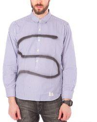 Neighborhood - X Slam Jam Stripe Shirt - Lyst