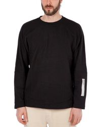 41c580a19d3f0 Lyst - Adidas Aw Crew in Black for Men