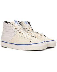 Vans Sk8-hi Lx Inside Out in White for Men - Lyst 1eecf08d3