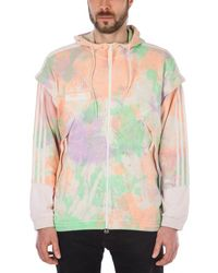 05fdeefafc07 adidas Originals X Pharrell Williams Hu Hiking Half Zip Windbreaker ...