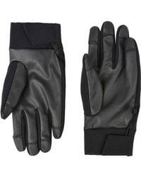 Stone Island - Soft Shell Gloves - Lyst