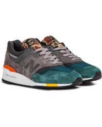 New Balance - M997nm 'duck Camo' - Made In The Usa - Lyst