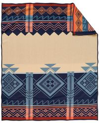 Pendleton - Jacquard Unnapped Robe The Peaceful Ones - Lyst