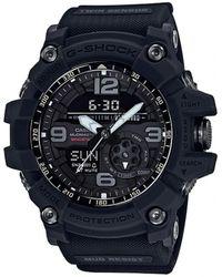 "G-Shock - Casio Mudmaster Gg-1035a-1aer ""35th Anniversary Big Bang Black"" - Lyst"